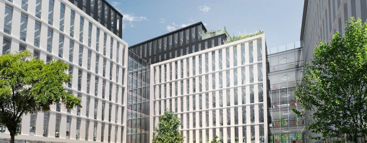 Kaufman & Broad - immobilier entreprise - Velizy